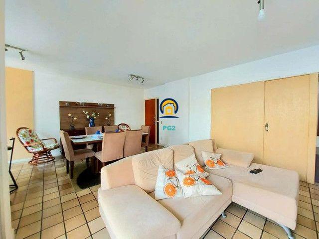 Excelente Apartamento 3 quartos em Boa Viagem, 138m², proximo a praia - Foto 10