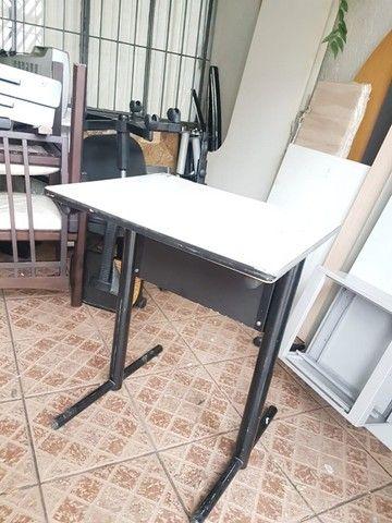 Mesa simples de escritório - Foto 2