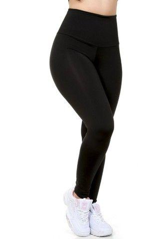 Calcas Legging Fitness A Pronta Entrega Disponível Só No Tamanho G(42). - Foto 2