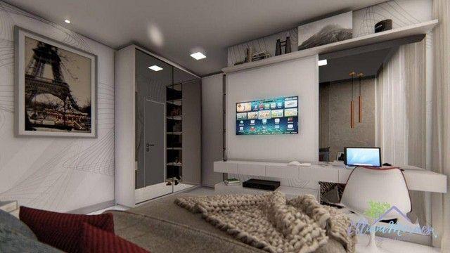 Casa à venda, 103 m² por R$ 360.000,00 - Parnamirim - Eusébio/CE - Foto 16