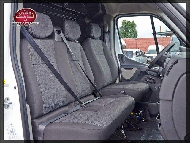 Renault Master 2.3 Furgão L1H1 Curto 0km 2022 - Foto 14