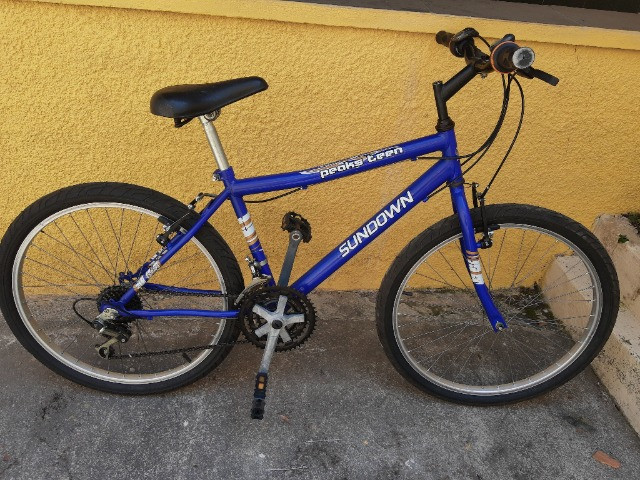 Bicicleta Sundown aro 24 - Foto 3