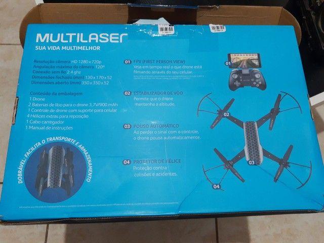 Drone Multilaser - Foto 3