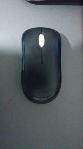 Combo teclado  e mouse microsoft sem fio - Foto 2