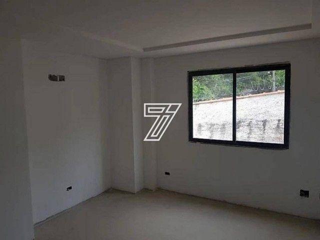 Sobrado com 151m² com 3 quartos e churrasqueira no terraço em Campo Comprido - Curitiba -  - Foto 5