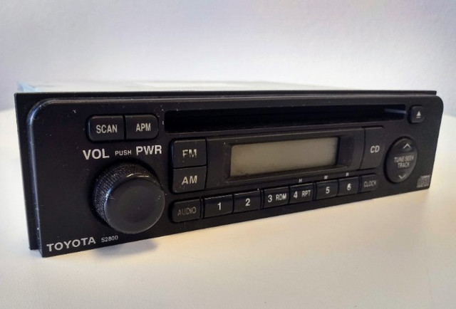 Radio CD Toyota Corolla 2004-2008 - Foto 2