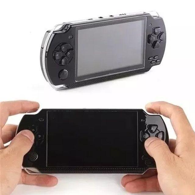 Video Game Portátil Vários Jogos Nintendo Mp3 - 8317 - Foto 5