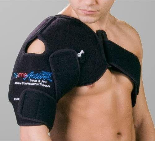 ThermoActive Quente e Frio - Mobile Compression - Tratamento de Ombro - Foto 2
