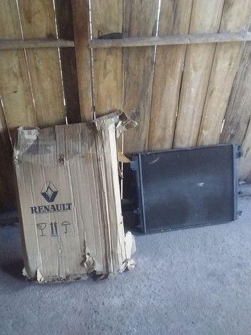 Vendo radiador do sandero 2 bico pra ar condicionado