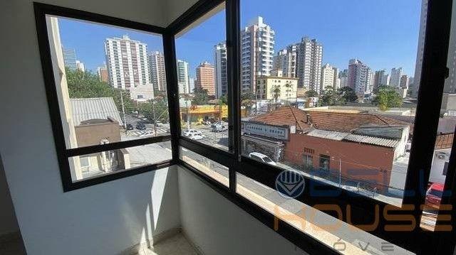 Apartamento à venda com 1 dormitórios em Jardim, Santo andré cod:25715 - Foto 3