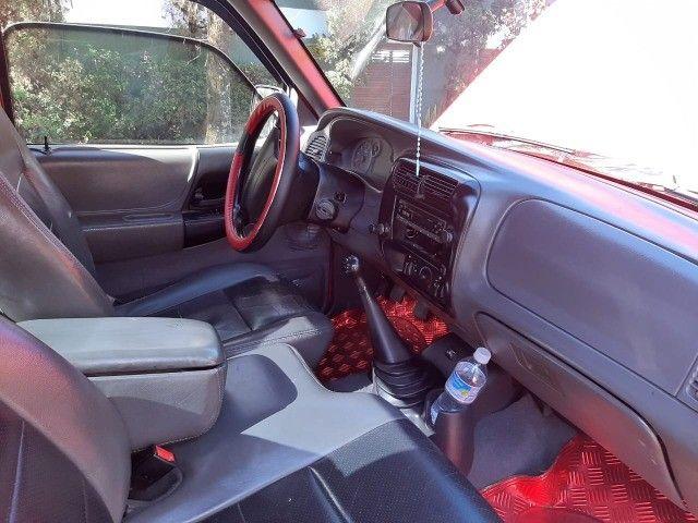 Ford Ranger 2008 Sport XLS 10A 4X2 - GNV 5° geração Motor 2.3 Completa  - Foto 11