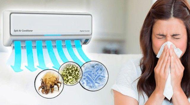 Fretes e manutenção de ar condicionado