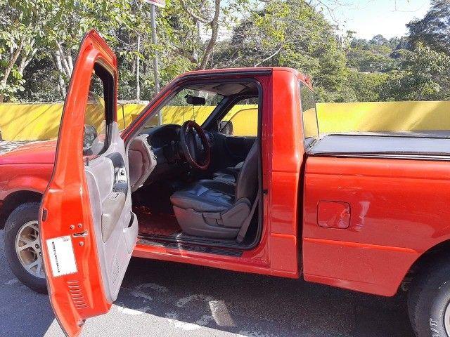 Ford Ranger 2008 Sport XLS 10A 4X2 - GNV 5° geração Motor 2.3 Completa  - Foto 5