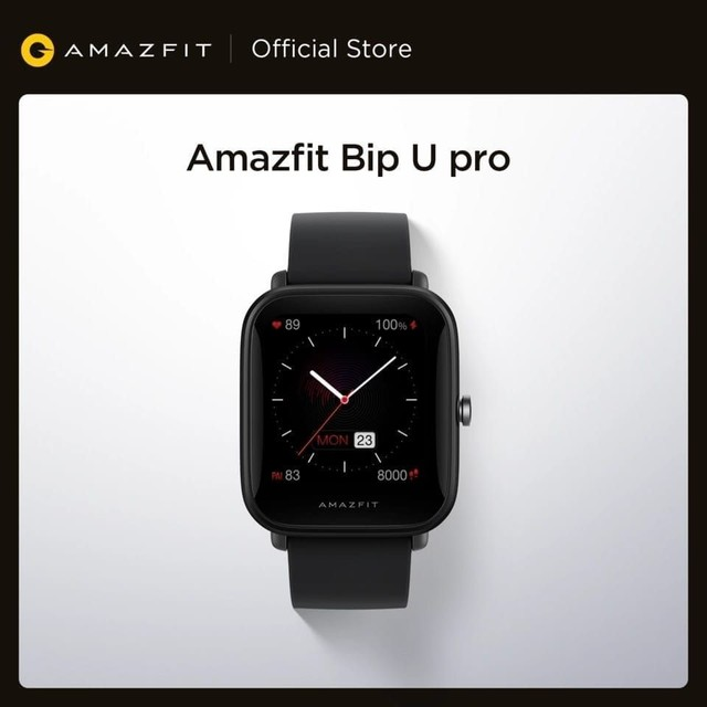 Amazfit Bip U Pro Lacrados/  Garantia/ Parcelamento no cartão - Foto 2
