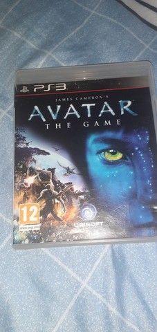 Vendo ou troco jogo Avatar do PlayStation 3