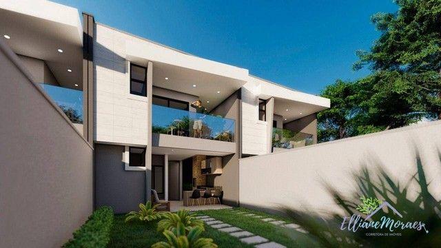 Casa com 4 dormitórios à venda, 137 m² por R$ 440.000,00 - Urucunema - Eusébio/CE - Foto 5