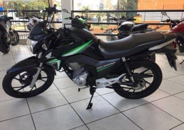 Honda CG 160 Titan 2017 abs
