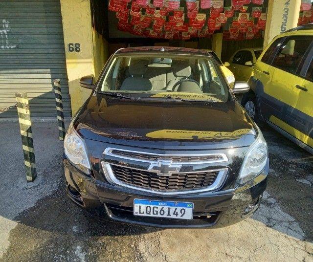 Cobalt 2012 - Sem entrada e sem comprovação de renda (ex taxi)