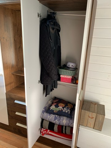 Guarda roupa de solteiro  - Foto 3