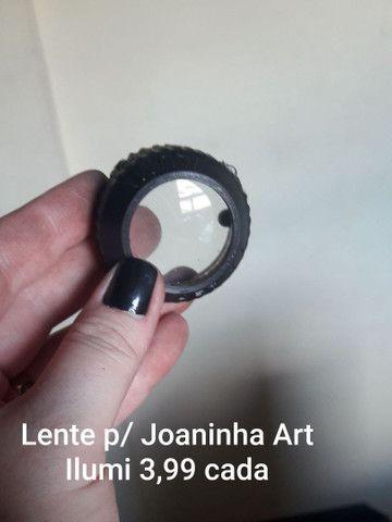 Lente p/ Joaninha Art Ilumi
