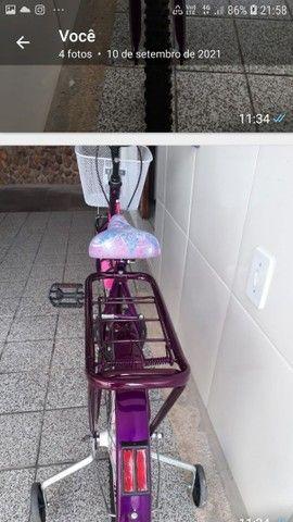 Bicicleta ceci infantil aro 20,dá pra uma criança até 08 anos - Foto 3