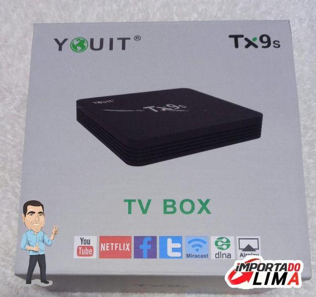 Tx9s pro smart inteligente 8 core smart