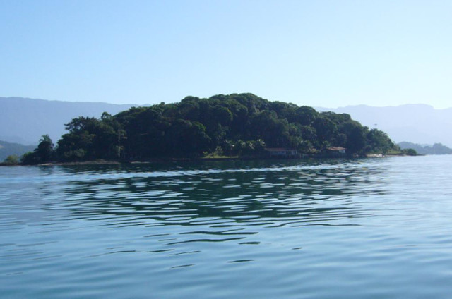 Ilha Jose Andre com 56.000 m2 em Angra dos Reis - RJ