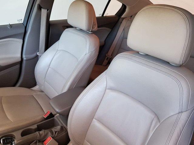 Chevrolet Cruze - 2017 1.4 Turbo Ltz Flex 4P Automático - Foto 9