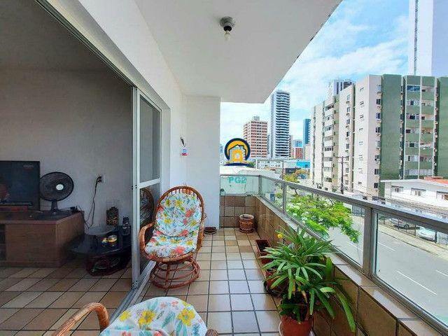 Excelente Apartamento 3 quartos em Boa Viagem, 138m², proximo a praia - Foto 4