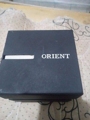 Vendo relógio orient R$- 700.00
