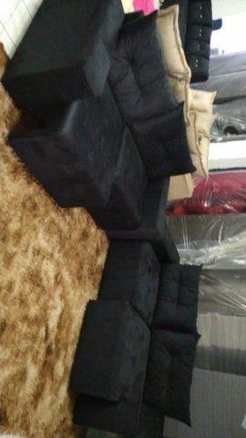 Sofaa novos peças avulsa apartir  de 399 - Foto 4