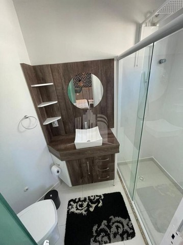 Apartamento Decorado com 03 Dormitórios a 250 metros do Mar - Foto 19