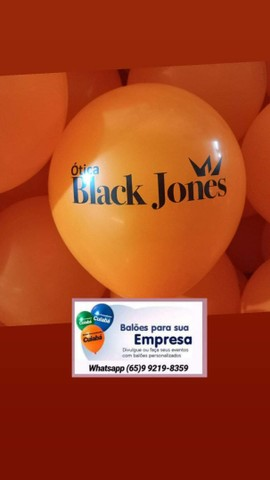 Balões Personalizados Cuiabá  - Foto 6