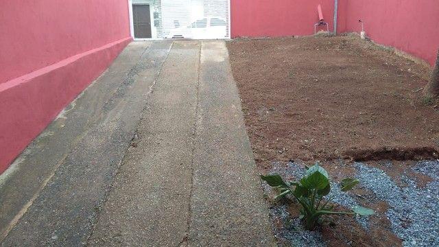 Passo financiamento de uma linda casa no bairro Floresta Encantada  - Foto 4