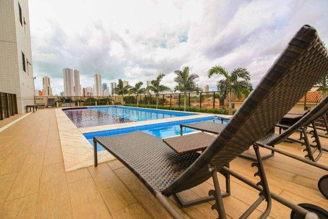 Apartamento com 2 dormitórios à venda, 62 m² por R$ 340.000,00 - Pedro Gondim - João Pesso - Foto 9