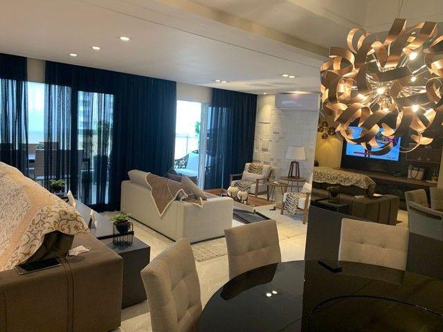 Apartamento com 3 dormitórios à venda, 166 m² por R$ 1.400.000,00 - Residencial Mont Royal - Foto 4