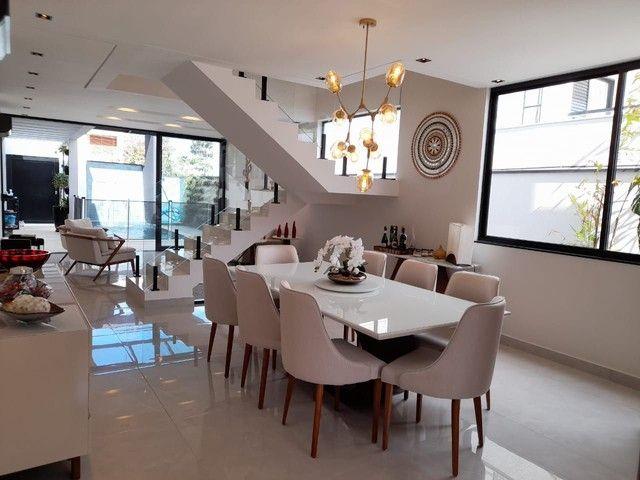 Casa com 4 dormitórios à venda, 375 m² por R$ 2.700.000,00 - Jardim Residencial Giverny -  - Foto 4