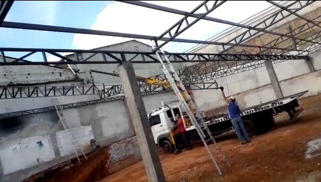 """Estruturas metálicas """"Léia o anúncio"""" - Foto 5"""