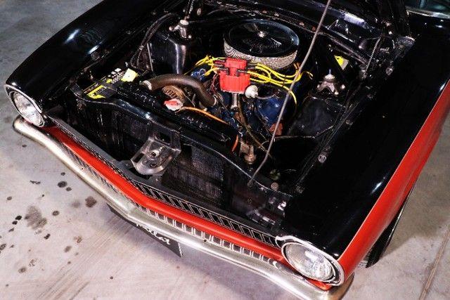 Ford Maverick 1977 V8: - Foto 6