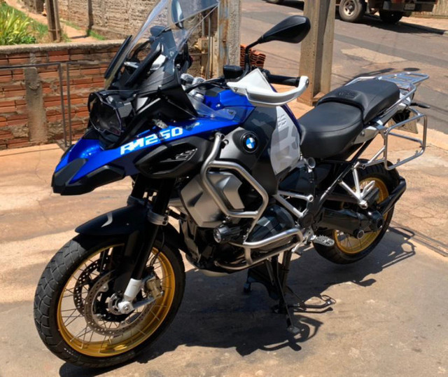BMW r1250 ADVENTURE HP gs1250 gs1200 gs 1250  - Foto 2