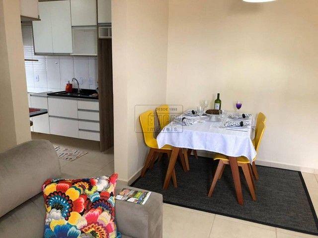 APARTAMENTO com 2 dormitórios à venda com 52m² por R$ 120.000,00 no bairro Uvaranas - PONT - Foto 7