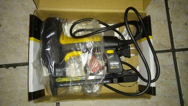 Grampreador/ pinador elétrico