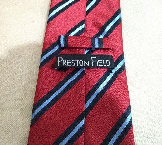 Gravatas de marca / 8 gravatas diversificadas  - Foto 4