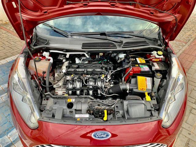 Ford New Fiesta 2014 1.6 Flex Completo automático - Foto 10