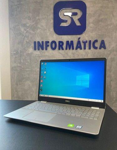 Notebook Dell Core i5 8ª, 8GB, 1TB + SSD 128GB M2, Geforce 130Mx 2GB, Com Garantia! - Foto 3
