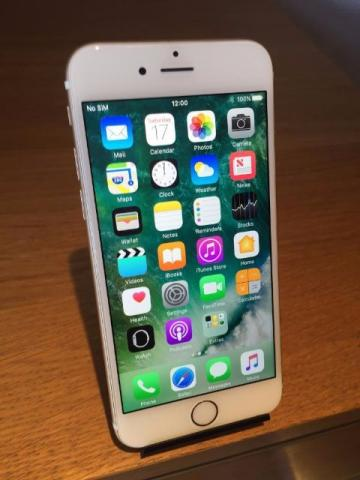 IPhone 6 Gold 16Gb 4G Conservado Completo