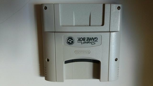 Super Game Boy original para Super Famicom