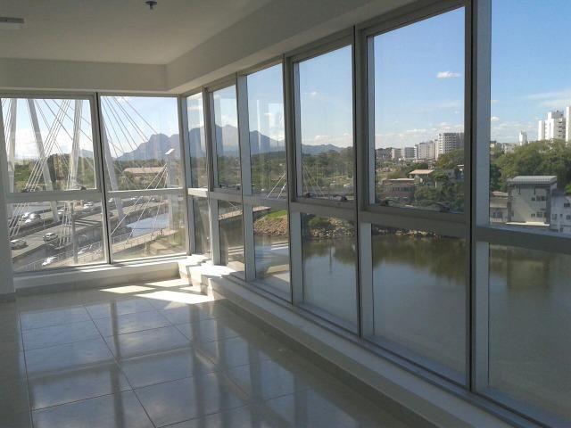 Sala já alugada com vista espetacular, 36m² no Impacto Empresarial na Reta da Penha! - Foto 4