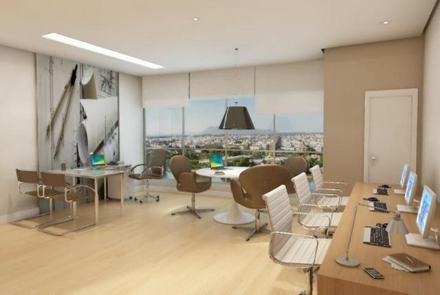 Sala já alugada com vista espetacular, 36m² no Impacto Empresarial na Reta da Penha! - Foto 12