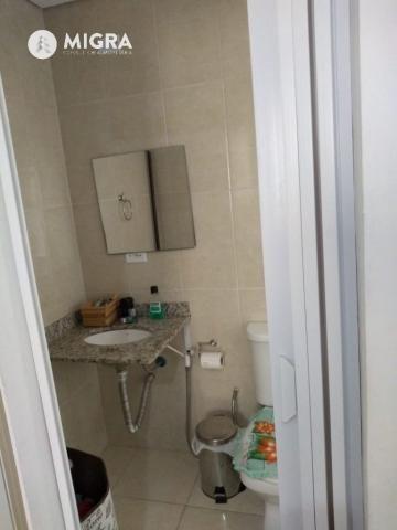 Apartamento à venda com 2 dormitórios em Jardim das indústrias, Jacareí cod:662 - Foto 12